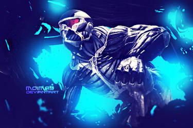 C4D Spaming Crysis by gabrielmoimas