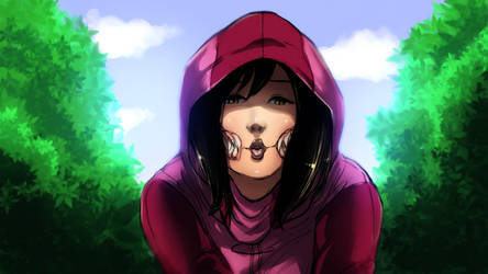 Mileena : From Outworld with Love by kicky