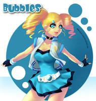 + Bubbles+ by MYKProject