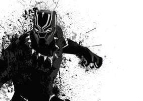 Black Panther Copy2 by xyzphilip