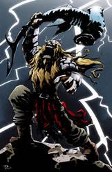 Thor's Hammerhead by RedGrimRune