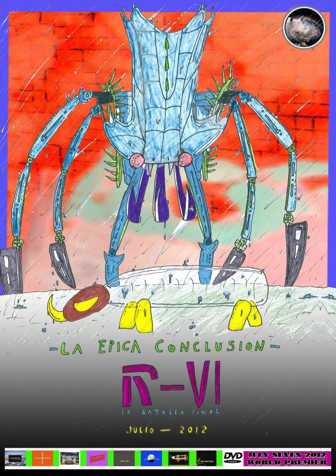 Rinoplasticos VI (2012) - Teaser Poster by Pajan005