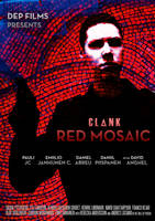 Clank: Red Mosaic (2017) - Red Poster by Pajan005