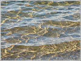 Golden water by cactusmumkate