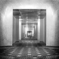 Dark Corridor by navidsanati