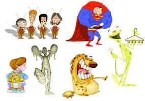 VariosCartoons by marchine