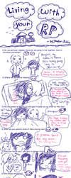 Livin with my RP Meme +FRANCE+ by Jei-Muffin