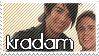 Kradam Stamp. by checkyesxx