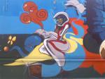 be a martian- aerosol by kiska242