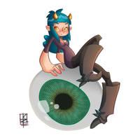 monster girl by kiska242