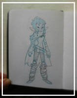 mini doodles by kiska242