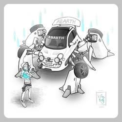 Abarth-bot by kiska242