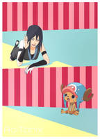 2-8 C: Hi Doctor-San! by AoiTorix