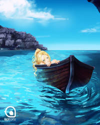 Adrift by AoiTorix