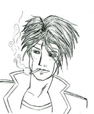 Smokin Gambit by gambitclub