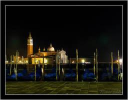 Goodnight Venice by W-i-nn-e-R