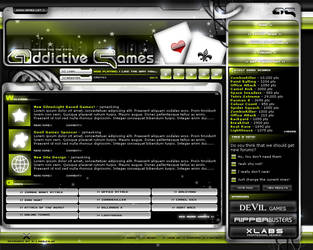 Addictive Games by xlabs