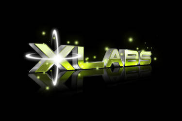 XLABS Atomic Logo by xlabs