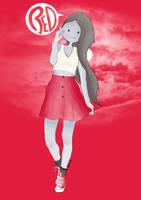 Marceline by iwannakissallama