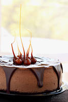 Caramelized hazelnuts by kupenska