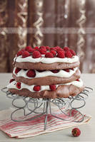 Chocolate Pavlova by kupenska