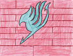 Fairy Tail symbol by dragolianx
