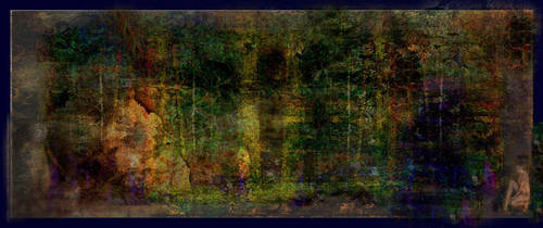 foret dark with spirits 2 by dofaust