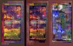 triptych 5 by dofaust