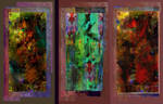 triptych misc by dofaust