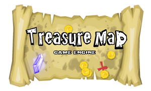 Treasure Map Game Engine by KevinMassey