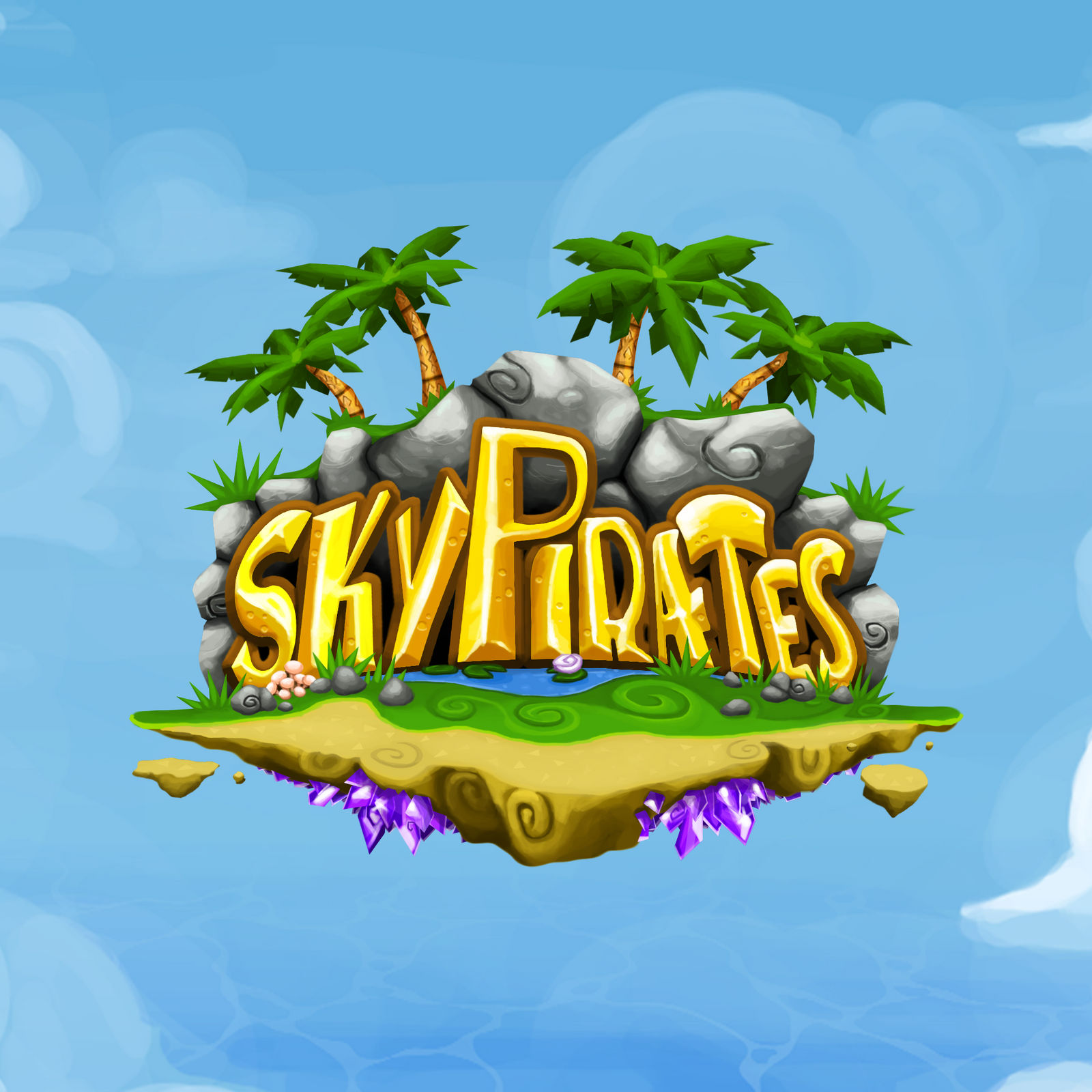 Sky Pirates Logo by KevinMassey