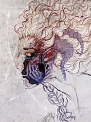 Narcissistic Depression by OpalAcorn