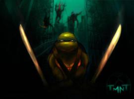 TMNT by ClaudioVerde