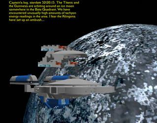 Trouble in the Beta Quadrant by DalekOfBorg