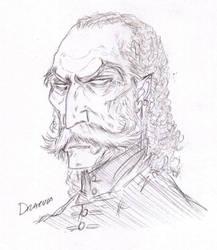Dracula of Bram Stoker II by acfierro