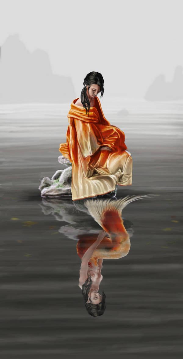 The Little Mermaid by ramariel