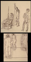 art dump 4: figure dump 2 by ramariel