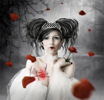 Silk Maiden by EvanescentAngel666