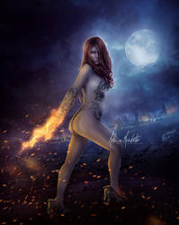 Witchblade by EvanescentAngel666