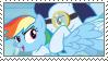 SoarinDash Stamp by DemonKaizoku