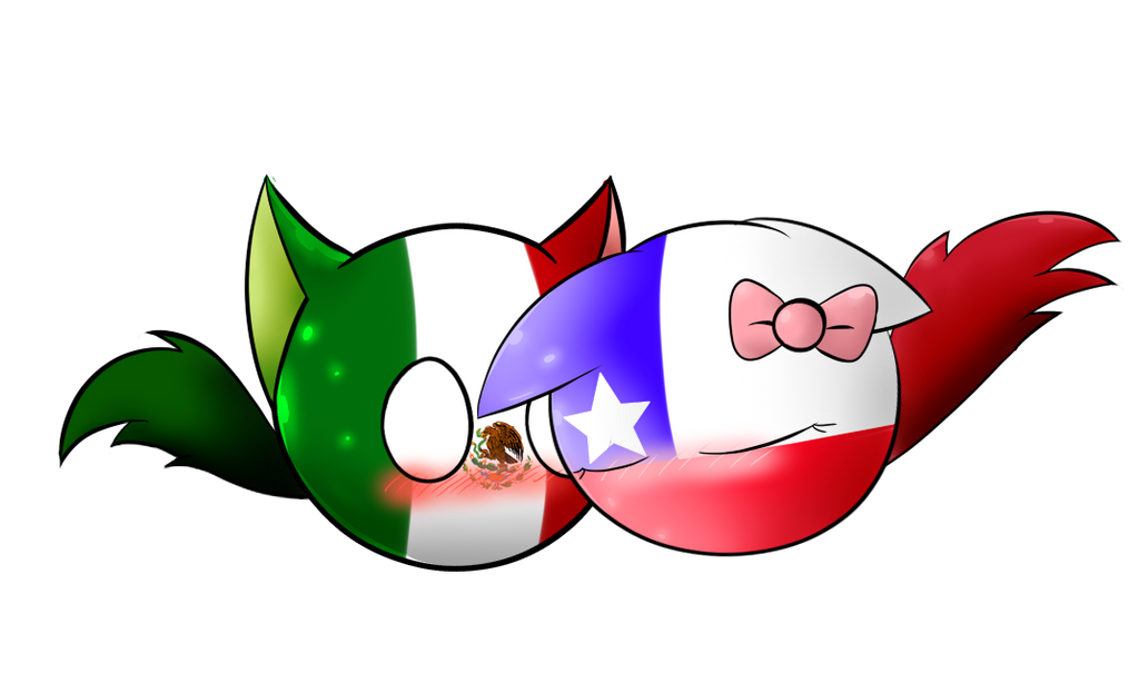 Chile X Mexico By Megabuster182