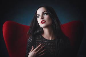 Dark Queen by LienSkullova