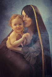 Mother by LienSkullova