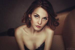 Deep Eyes by LienSkullova