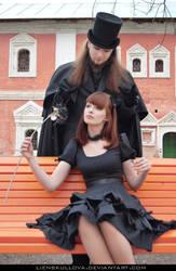 STOCK - Puppeteer 05 by LienSkullova