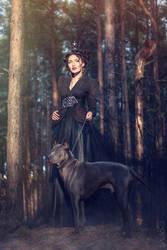 Hunting by LienSkullova