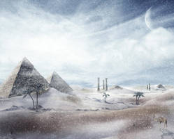 Desert Blizzard by ReyeD33