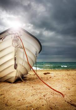 boat by Gehoersturz