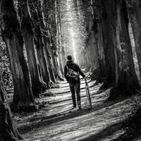 me and my bike by Gehoersturz