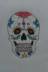 Skull by CreepyForever